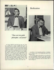 Page 10, 1963 Edition, The Park School - Spark Yearbook (Buffalo, NY) online yearbook collection