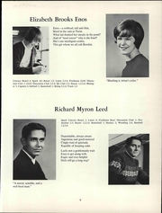 Page 15, 1963 Edition, The Park School - Spark Yearbook (Buffalo, NY) online yearbook collection