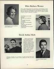 Page 16, 1963 Edition, The Park School - Spark Yearbook (Buffalo, NY) online yearbook collection