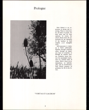 Page 8, 1965 Edition, The Park School - Spark Yearbook (Buffalo, NY) online yearbook collection