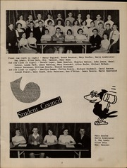 Page 11, 1956 Edition, Mary W Muldoon Junior High School - Carcajou Yearbook (Waverly, NY) online yearbook collection