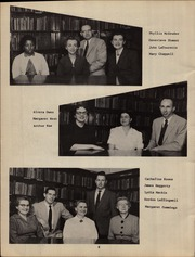 Page 12, 1956 Edition, Mary W Muldoon Junior High School - Carcajou Yearbook (Waverly, NY) online yearbook collection
