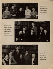 Page 13, 1956 Edition, Mary W Muldoon Junior High School - Carcajou Yearbook (Waverly, NY) online yearbook collection