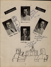 Page 15, 1956 Edition, Mary W Muldoon Junior High School - Carcajou Yearbook (Waverly, NY) online yearbook collection
