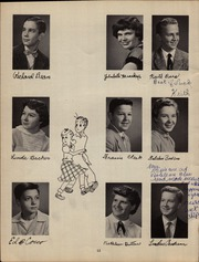Page 16, 1956 Edition, Mary W Muldoon Junior High School - Carcajou Yearbook (Waverly, NY) online yearbook collection