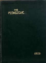 Page 1, 1923 Edition, University at Albany - Pedagogue Yearbook (Albany, NY) online yearbook collection