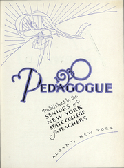 Page 4, 1930 Edition, University at Albany - Pedagogue Yearbook (Albany, NY) online yearbook collection