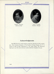 Page 9, 1930 Edition, University at Albany - Pedagogue Yearbook (Albany, NY) online yearbook collection