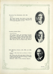Page 17, 1931 Edition, University at Albany - Pedagogue Yearbook (Albany, NY) online yearbook collection
