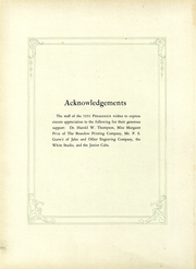 Page 8, 1931 Edition, University at Albany - Pedagogue Yearbook (Albany, NY) online yearbook collection