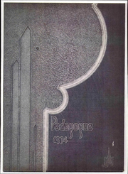 Page 1, 1934 Edition, University at Albany - Pedagogue Yearbook (Albany, NY) online yearbook collection