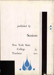 Page 9, 1934 Edition, University at Albany - Pedagogue Yearbook (Albany, NY) online yearbook collection
