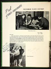Page 16, 1939 Edition, University at Albany - Pedagogue Yearbook (Albany, NY) online yearbook collection