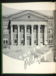 Page 6, 1939 Edition, University at Albany - Pedagogue Yearbook (Albany, NY) online yearbook collection