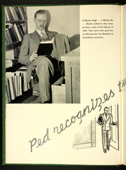 Page 8, 1939 Edition, University at Albany - Pedagogue Yearbook (Albany, NY) online yearbook collection