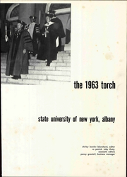 Page 7, 1963 Edition, University at Albany - Pedagogue Yearbook (Albany, NY) online yearbook collection