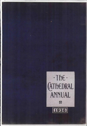 1936 Edition, Cathedral College of the Immaculate Conception - Annual Yearbook (Brooklyn, NY)