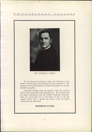 Page 13, 1936 Edition, Cathedral College of the Immaculate Conception - Annual Yearbook (Brooklyn, NY) online yearbook collection
