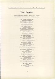 Page 17, 1936 Edition, Cathedral College of the Immaculate Conception - Annual Yearbook (Brooklyn, NY) online yearbook collection