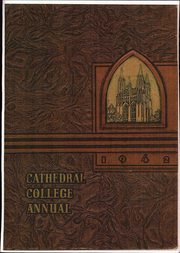 1942 Edition, Cathedral College of the Immaculate Conception - Annual Yearbook (Brooklyn, NY)