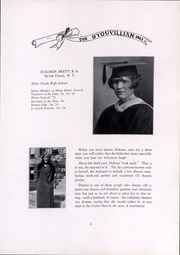 Page 17, 1925 Edition, DYouville College - DYouvillian Yearbook (Buffalo, NY) online yearbook collection