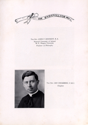 Page 7, 1925 Edition, DYouville College - DYouvillian Yearbook (Buffalo, NY) online yearbook collection