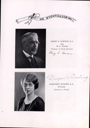 Page 9, 1925 Edition, DYouville College - DYouvillian Yearbook (Buffalo, NY) online yearbook collection
