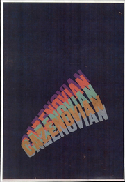 Page 1, 1964 Edition, Cazenovia College - Cazenovian Yearbook (Cazenovia, NY) online yearbook collection