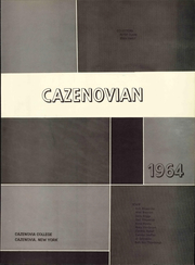 Page 7, 1964 Edition, Cazenovia College - Cazenovian Yearbook (Cazenovia, NY) online yearbook collection