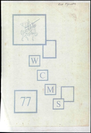 1977 Edition, West Catholic Middle School - Yearbook (Endicott, NY)