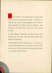Page 11, 1935 Edition, SUNY at Oneonta - Oneontan Yearbook (Oneonta, NY) online yearbook collection