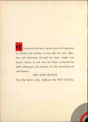 Page 12, 1935 Edition, SUNY at Oneonta - Oneontan Yearbook (Oneonta, NY) online yearbook collection