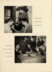 Page 13, 1951 Edition, SUNY at Oneonta - Oneontan Yearbook (Oneonta, NY) online yearbook collection