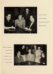 Page 15, 1951 Edition, SUNY at Oneonta - Oneontan Yearbook (Oneonta, NY) online yearbook collection