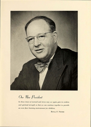 Page 9, 1951 Edition, SUNY at Oneonta - Oneontan Yearbook (Oneonta, NY) online yearbook collection