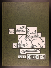 1967 Edition, SUNY at Oneonta - Oneontan Yearbook (Oneonta, NY)