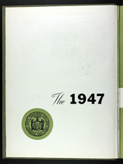 Page 6, 1947 Edition, SUNY at Oswego - Ontarian Yearbook (Oswego, NY) online yearbook collection