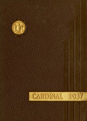 SUNY Plattsburgh - Cardinal Yearbook (Plattsburgh, NY) online yearbook collection, 1937 Edition, Page 1
