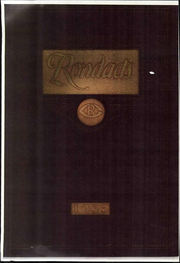 1935 Edition, Camp Rondack - Rondacts Yearbook (Pottersville, NY)