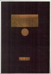 1936 Edition, Camp Rondack - Rondacts Yearbook (Pottersville, NY)