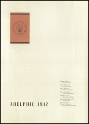 Page 5, 1942 Edition, Adelphi Academy - Adelphic Yearbook (Brooklyn, NY) online yearbook collection