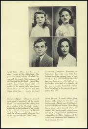 Page 13, 1943 Edition, Adelphi Academy - Adelphic Yearbook (Brooklyn, NY) online yearbook collection