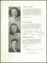 Page 16, 1948 Edition, Adelphi Academy - Adelphic Yearbook (Brooklyn, NY) online yearbook collection