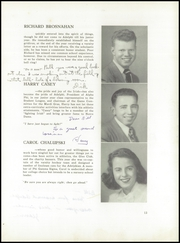 Page 17, 1948 Edition, Adelphi Academy - Adelphic Yearbook (Brooklyn, NY) online yearbook collection