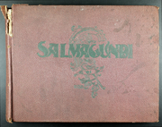 1901 Edition, Colgate University - Salmagundi Yearbook (Hamilton, NY)