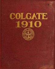 1910 Edition, Colgate University - Salmagundi Yearbook (Hamilton, NY)