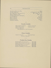 Page 15, 1910 Edition, Colgate University - Salmagundi Yearbook (Hamilton, NY) online yearbook collection