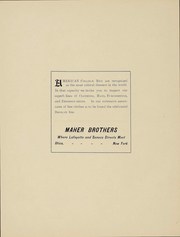 Page 3, 1910 Edition, Colgate University - Salmagundi Yearbook (Hamilton, NY) online yearbook collection