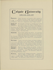 Page 4, 1910 Edition, Colgate University - Salmagundi Yearbook (Hamilton, NY) online yearbook collection