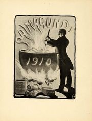 Page 5, 1910 Edition, Colgate University - Salmagundi Yearbook (Hamilton, NY) online yearbook collection